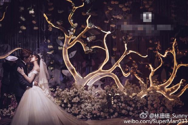 Những đám cưới cổ tích của dàn hot girl vạn người mê từng nổi đình nổi đám khắp Trung Quốc - Ảnh 20.