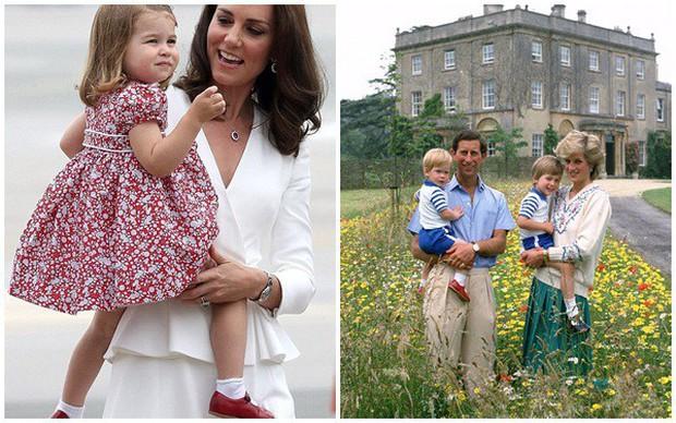 Công nương Kate tiếp tục bị chỉ trích khi xài đồ cũ cho Hoàng tử Louis - Ảnh 4.