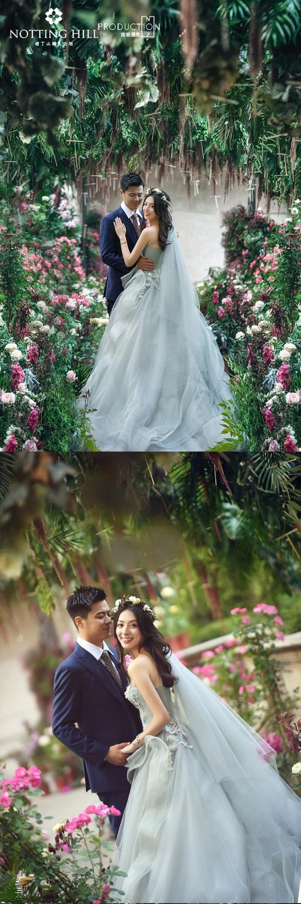 Những đám cưới cổ tích của dàn hot girl vạn người mê từng nổi đình nổi đám khắp Trung Quốc - Ảnh 6.