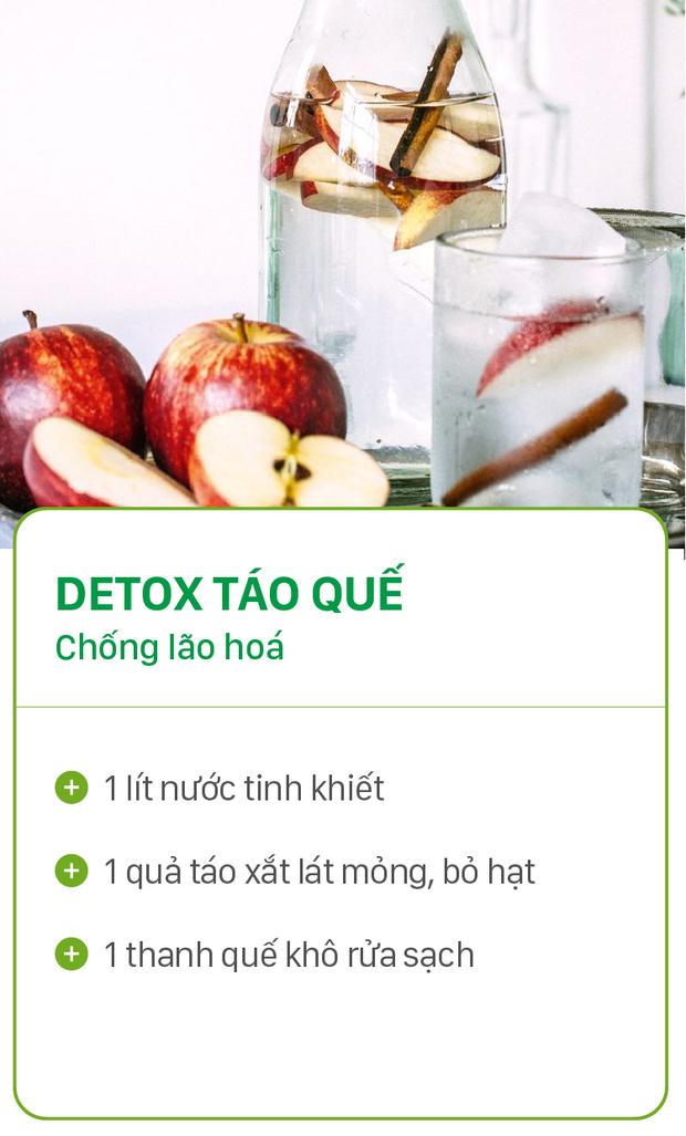 8 công thức detox đơn giản vừa đẹp da vừa chống lão hóa cực hiệu quả - Ảnh 3.