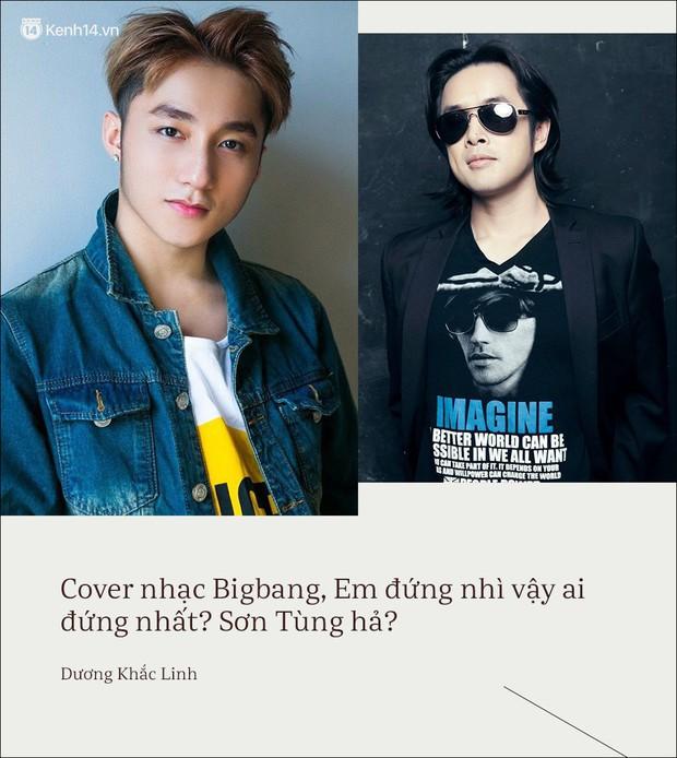Nhạc sĩ Dương Khắc Linh khẳng định không thù hằn gì với Sơn Tùng M-TP, không muốn mọi người tạo thêm xung đột - Ảnh 2.