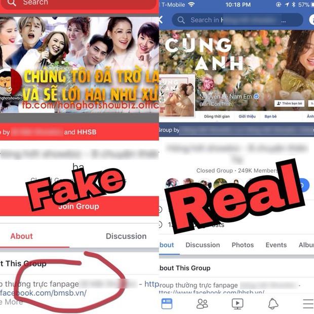 Dù biết là đọc phải page giả, Rocker Nguyễn vẫn chỉ trích và dọa fanpage HHSB xịn phải... tự giải quyết trong 24h - Ảnh 8.