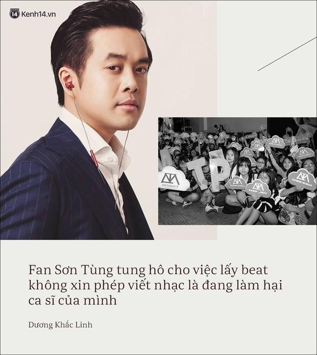 Nhạc sĩ Dương Khắc Linh khẳng định không thù hằn gì với Sơn Tùng M-TP, không muốn mọi người tạo thêm xung đột - Ảnh 3.