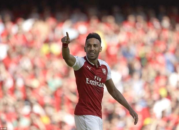 Ngày Wenger chia tay Emirates, Arsenal đại thắng 5-0 - Ảnh 6.