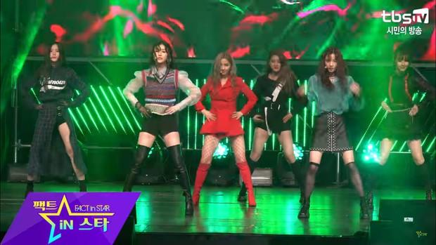 Sau màn push lộ liễu, cô nàng nổi bật nhất girlgroup mới nhà Cube được ví như phiên bản trẻ của CL - Ảnh 3.