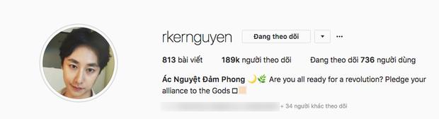 Rocker Nguyễn chơi sang đặt tên Instagram Ác Nguyệt Đảm Phong, nhưng search Google toàn ra... kết quả thông tin phụ khoa? - Ảnh 1.