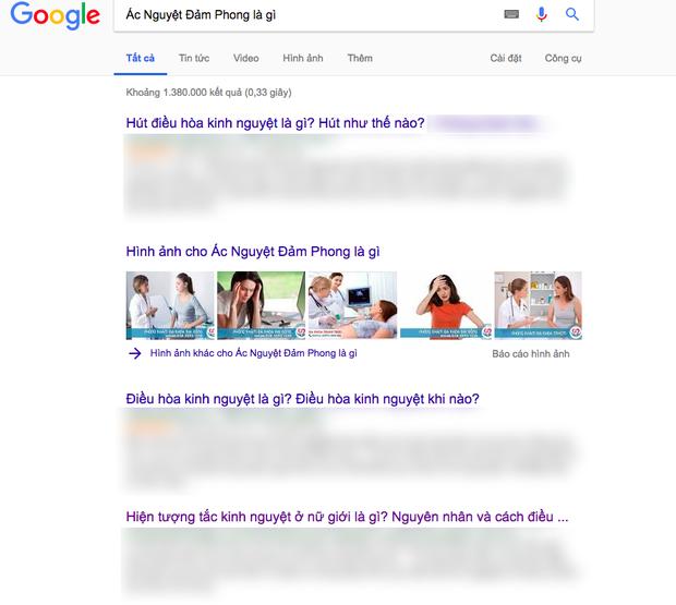 Rocker Nguyễn chơi sang đặt tên Instagram Ác Nguyệt Đảm Phong, nhưng search Google toàn ra... kết quả thông tin phụ khoa? - Ảnh 3.