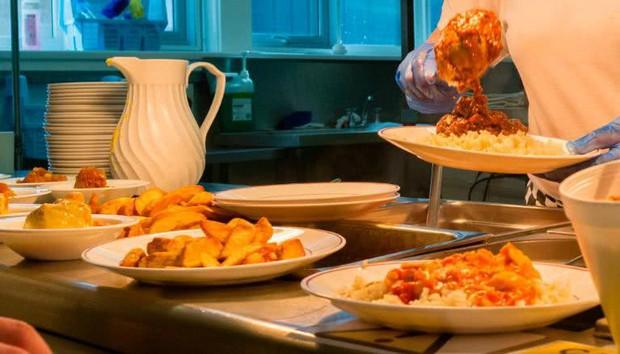 Bữa cơm trưa của lũ con nít vòng quanh thế giới - Ảnh 6.