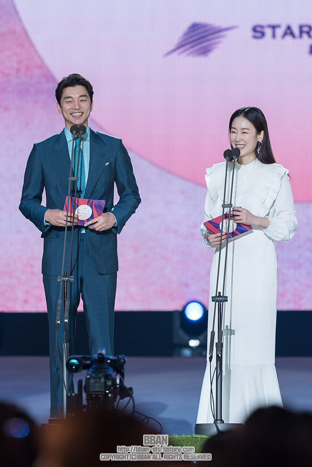 Nhờ Baeksang, một cặp diễn viên tuyệt đẹp xứ Hàn đang được fan khắp nơi ghép đôi điên đảo - Ảnh 2.
