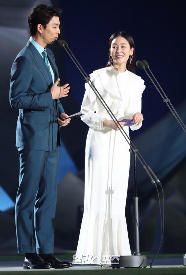 Nhờ Baeksang, một cặp diễn viên tuyệt đẹp xứ Hàn đang được fan khắp nơi ghép đôi điên đảo - Ảnh 3.