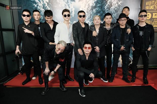 Soobin Hoàng Sơn, Cường Seven, Hoàng Touliver tái hợp đầy đủ tất cả thành viên SpaceSpeakers trong dự án MV mới - Ảnh 7.