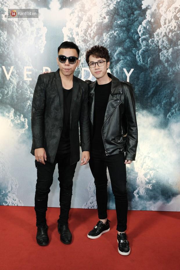 Soobin Hoàng Sơn, Cường Seven, Hoàng Touliver tái hợp đầy đủ tất cả thành viên SpaceSpeakers trong dự án MV mới - Ảnh 3.