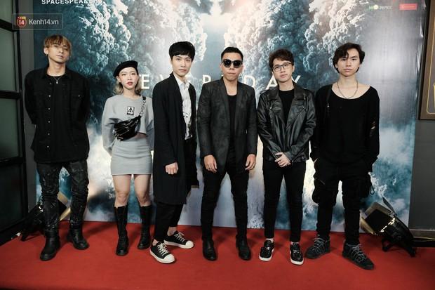 Soobin Hoàng Sơn, Cường Seven, Hoàng Touliver tái hợp đầy đủ tất cả thành viên SpaceSpeakers trong dự án MV mới - Ảnh 8.