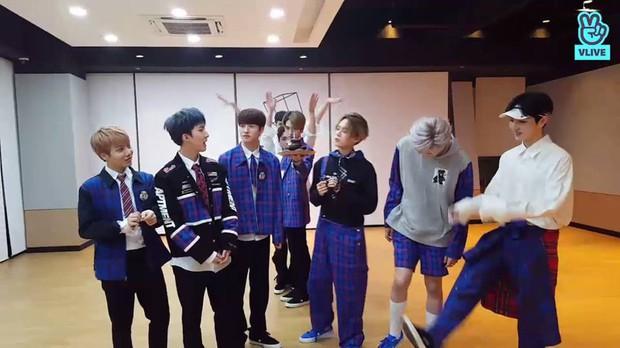 Boygroup nhà Cube nhảy cẫng ăn mừng vì hit mới lọt... Top 100 MelOn sau 1 tháng phát hành - Ảnh 3.