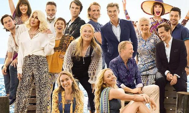 Hậu truyện Mamma Mia tung trailer cuối cùng: Chị đẹp có là gì khi chúng ta có Cher - bà ngầu gấp bội! - Ảnh 2.