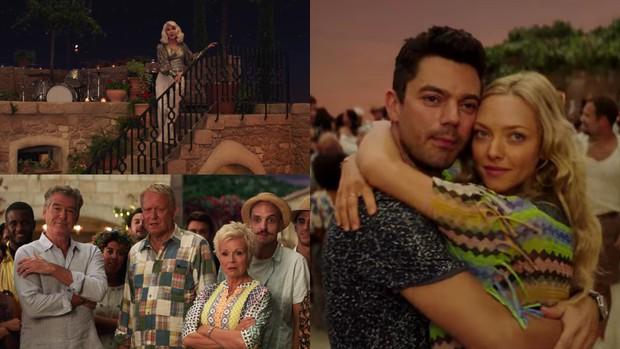 Hậu truyện Mamma Mia tung trailer cuối cùng: Chị đẹp có là gì khi chúng ta có Cher - bà ngầu gấp bội! - Ảnh 4.