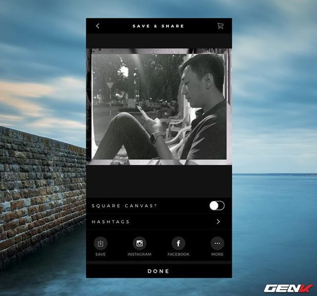 Có thể bạn sẽ xóa ngay VSCO nếu thử qua ứng dụng chỉnh ảnh cực chất này trên smartphone - Ảnh 16.