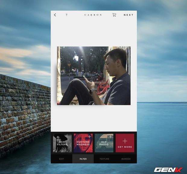 Có thể bạn sẽ xóa ngay VSCO nếu thử qua ứng dụng chỉnh ảnh cực chất này trên smartphone - Ảnh 10.