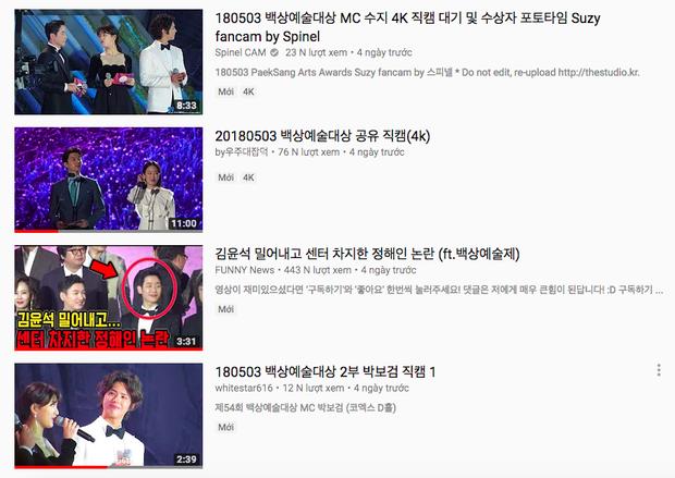 Nhờ Baeksang, một cặp diễn viên tuyệt đẹp xứ Hàn đang được fan khắp nơi ghép đôi điên đảo - Ảnh 1.