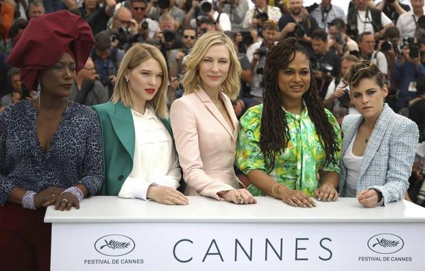Cannes 2018 và nỗ lực bình đẳng giới trước làn sóng nữ quyền lên cao - Ảnh 2.
