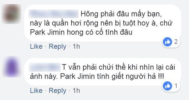 BTS tung ảnh cả nhóm nhưng fan chỉ tập trung bình luận về bức ảnh của Jimin vì chi tiết nhạy cảm - Ảnh 4.