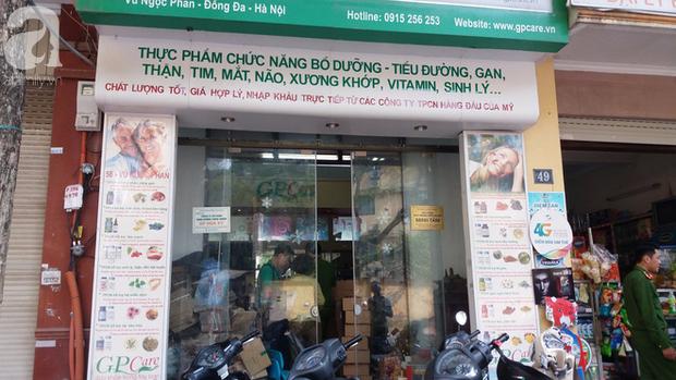 Hà Nội: Đột nhập kho hàng mỹ phẩm không chứng từ, phát hiện 5000 sản phẩm thực phẩm chức năng hết hạn - Ảnh 10.