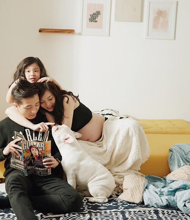 Hot mom Ngọc Mon vừa sinh con gái thứ 2, nặng 3,5kg - Ảnh 9.