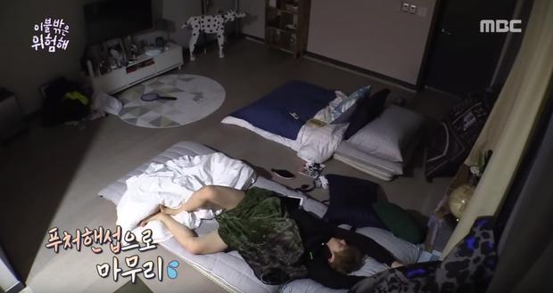 Hóa ra Center Quốc dân Kang Daniel lúc ngủ cũng nghiến răng, ngáy và cười vô thức! - Ảnh 8.