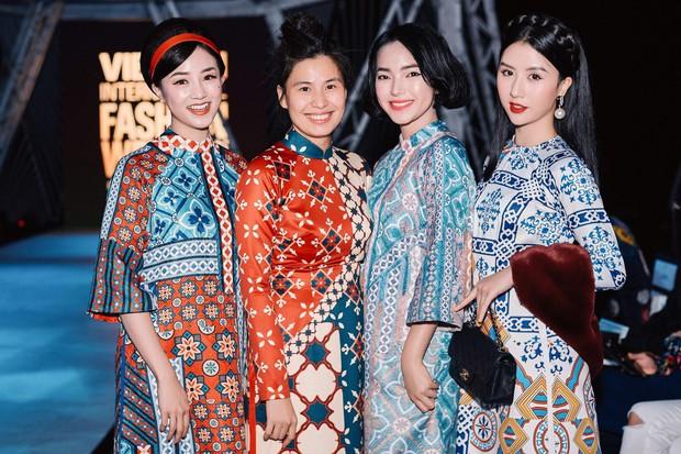Năm 2017, nhờ phim Việt mà áo dài lên ngôi, được giới trẻ diện nhiều không thua kém các hot trend thời thượng - Ảnh 8.