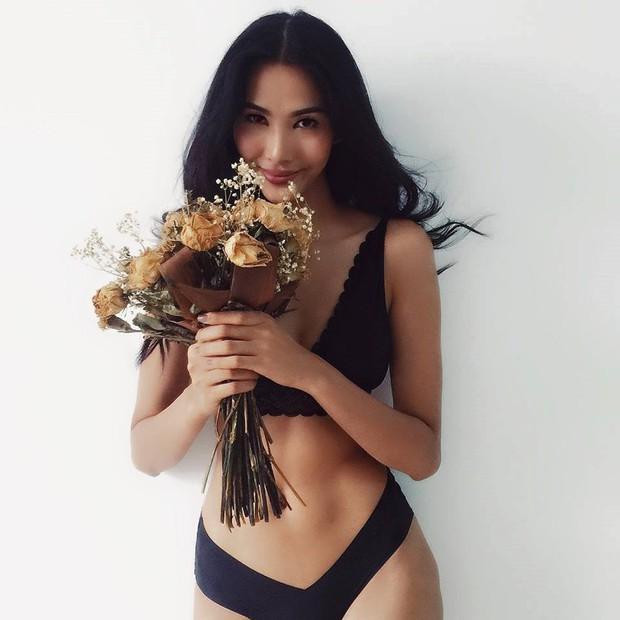 Hoàng Thuỳ đeo niềng răng, bước chuẩn bị đầu tiên cho hành trình đến với Miss Universe 2019? - Ảnh 2.