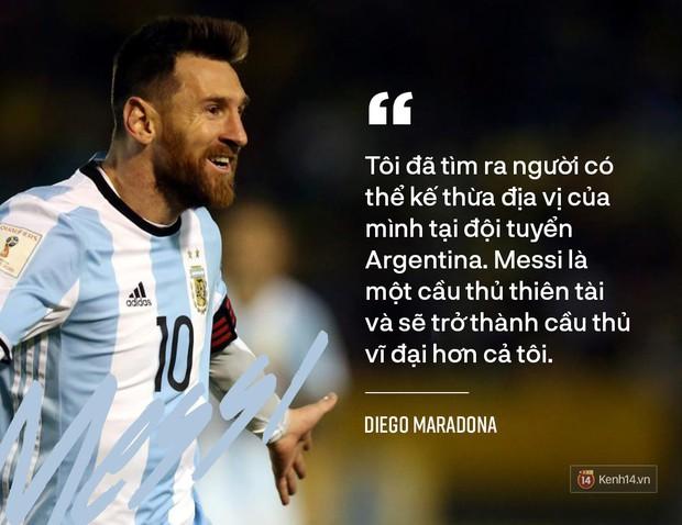 Bóng đá vẫn còn nợ Messi chiếc Cúp vàng thế giới - Ảnh 3.