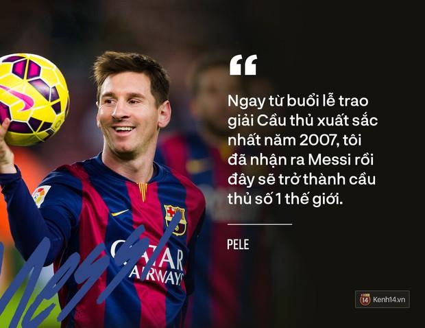 Bóng đá vẫn còn nợ Messi chiếc Cúp vàng thế giới - Ảnh 4.