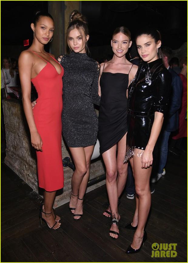 Đẳng cấp Gigi Hadid và dàn thiên thần Victorias Secret: Bị chụp ảnh ở góc dìm hàng vẫn đẹp xuất sắc - Ảnh 2.