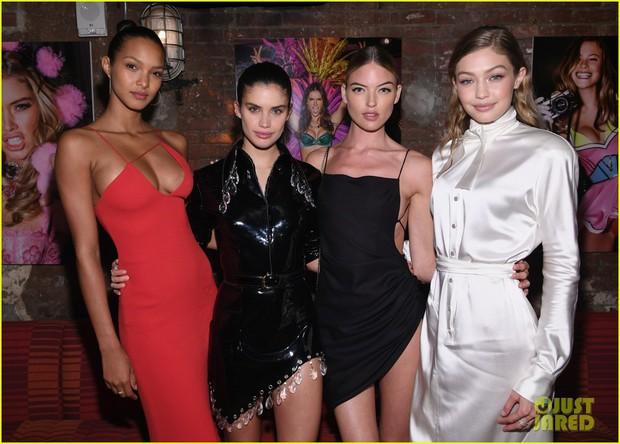 Đẳng cấp Gigi Hadid và dàn thiên thần Victorias Secret: Bị chụp ảnh ở góc dìm hàng vẫn đẹp xuất sắc - Ảnh 7.