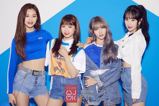 Black Pink, Wanna One và BTOB dẫn đầu đoàn đua Kpop tháng 6 - Ảnh 1.