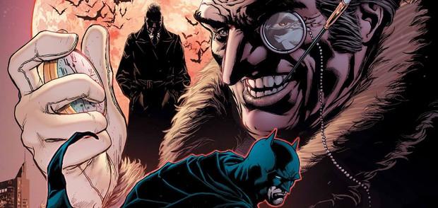 Kẻ phản diện tin đồn của Batman - Cánh Cụt The Penguin là ai? - Ảnh 8.
