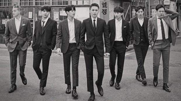 Black Pink, Wanna One và BTOB dẫn đầu đoàn đua Kpop tháng 6 - Ảnh 11.