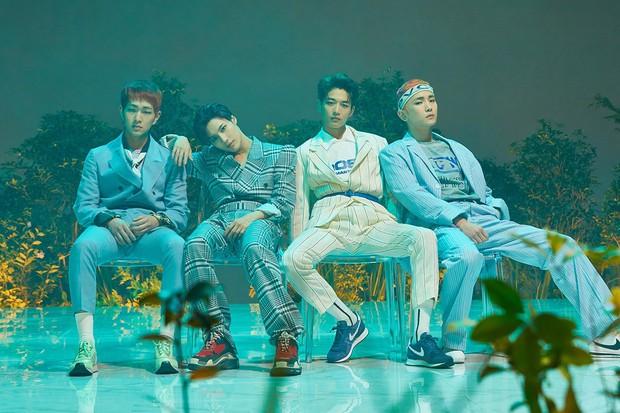 Black Pink, Wanna One và BTOB dẫn đầu đoàn đua Kpop tháng 6 - Ảnh 13.