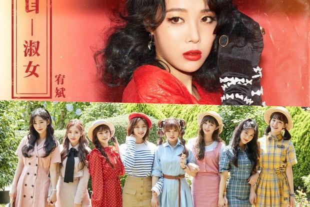 Black Pink, Wanna One và BTOB dẫn đầu đoàn đua Kpop tháng 6 - Ảnh 3.