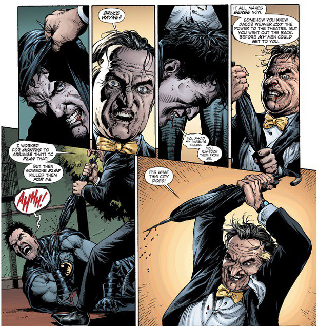 Kẻ phản diện tin đồn của Batman - Cánh Cụt The Penguin là ai? - Ảnh 5.