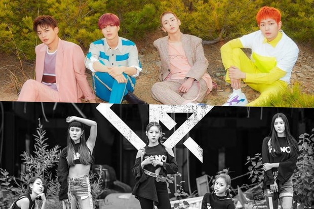 Black Pink, Wanna One và BTOB dẫn đầu đoàn đua Kpop tháng 6 - Ảnh 7.