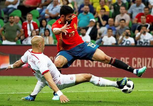 Siêu dự bị lên tiếng, Tây Ban Nha thắng nhọc trước ngày khai màn World Cup 2018 - Ảnh 7.