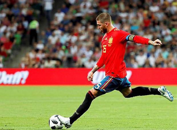 Siêu dự bị lên tiếng, Tây Ban Nha thắng nhọc trước ngày khai màn World Cup 2018 - Ảnh 5.