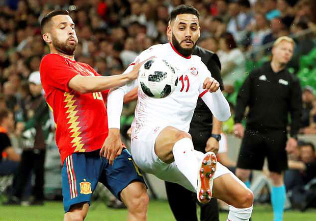 Siêu dự bị lên tiếng, Tây Ban Nha thắng nhọc trước ngày khai màn World Cup 2018 - Ảnh 3.