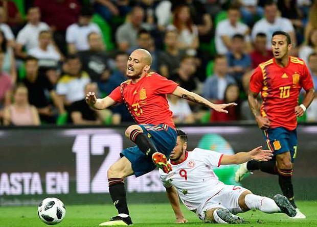 Siêu dự bị lên tiếng, Tây Ban Nha thắng nhọc trước ngày khai màn World Cup 2018 - Ảnh 6.