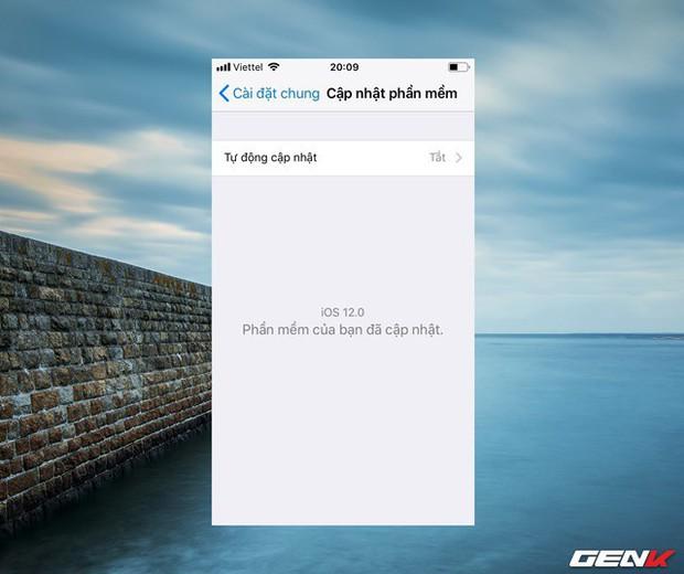 iOS 12 sẽ cho bạn ngủ ngon hơn với tính năng cực kỳ hữu ích này - Ảnh 1.
