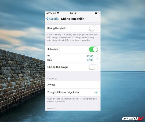 iOS 12 sẽ cho bạn ngủ ngon hơn với tính năng cực kỳ hữu ích này - Ảnh 4.