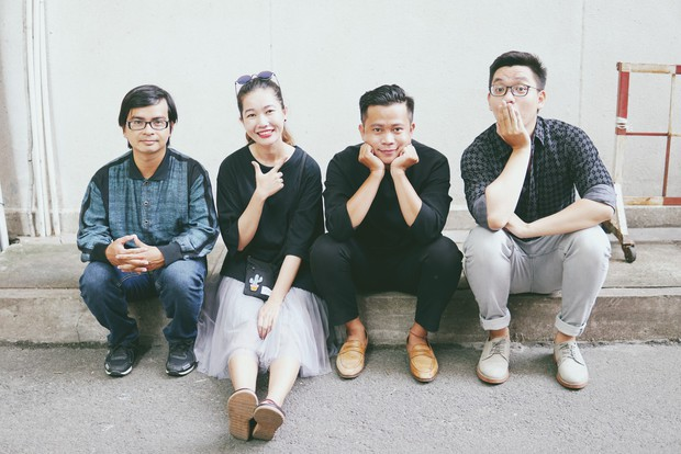 Gặp nhóm chiến thắng 1 tỷ đồng cuộc thi làm phim của Vingroup: Chúng tôi muốn đưa phim hoạt hình Việt ra thế giới - Ảnh 8.