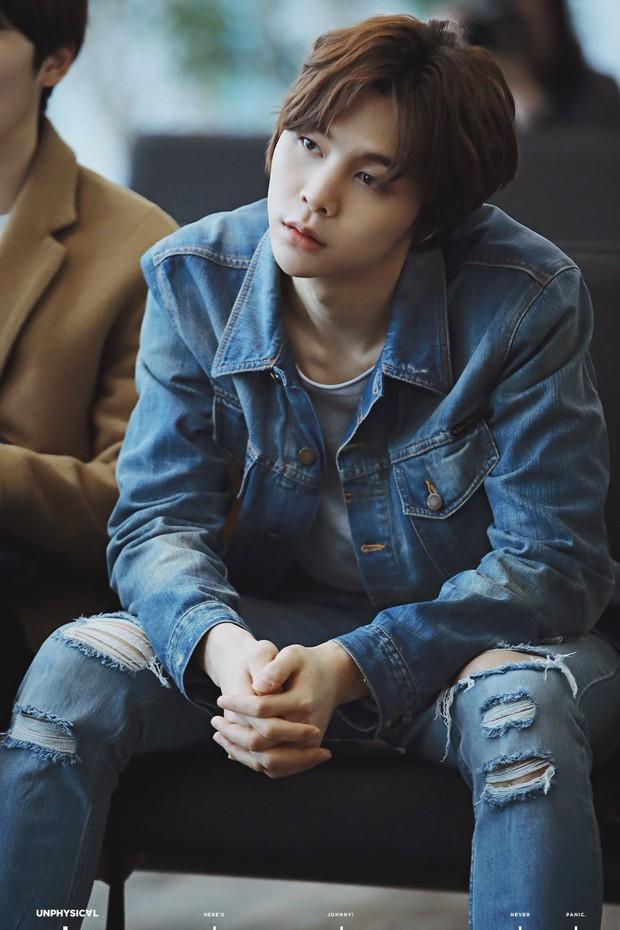 1995 là một năm tuyệt vời theo netizen, vì có quá nhiều trai xinh gái đẹp cực phẩm của Kpop ra đời - Ảnh 27.