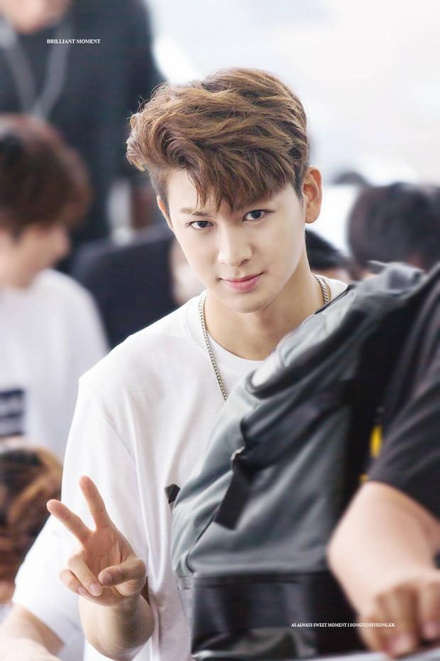1995 là một năm tuyệt vời theo netizen, vì có quá nhiều trai xinh gái đẹp cực phẩm của Kpop ra đời - Ảnh 25.